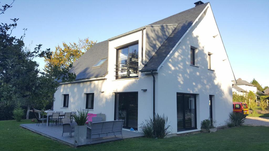 Achat Maison 6 pièces à Roncherolles-sur-le-Vivier - vignette-1