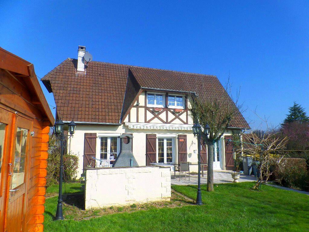 Achat Maison 7 pièces à Saint-Ouen-du-Tilleul - vignette-1