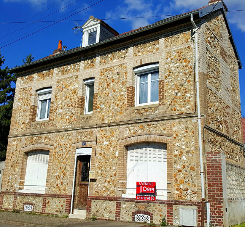 Achat Maison 5 pièces à Saint-Aubin-lès-Elbeuf - vignette-1
