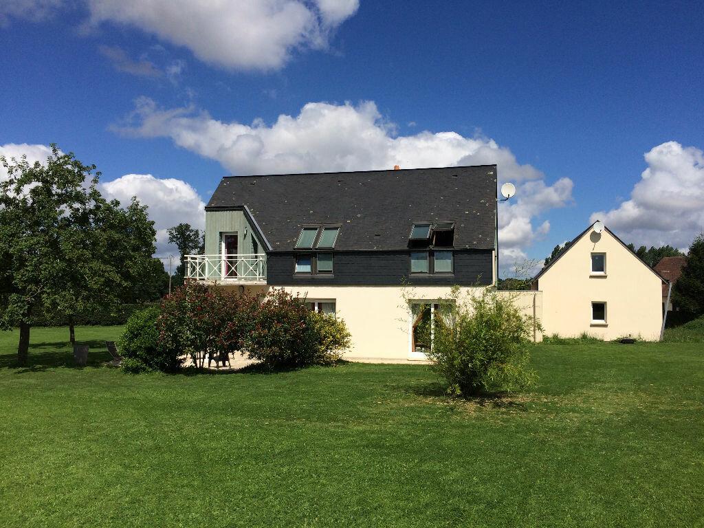 Achat Maison 8 pièces à Criquetot-sur-Ouville - vignette-1
