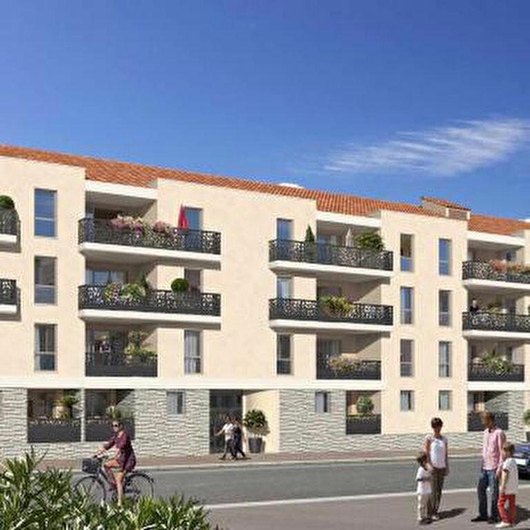 Achat Appartement 2 pièces à Saint-Laurent-du-Var - vignette-1