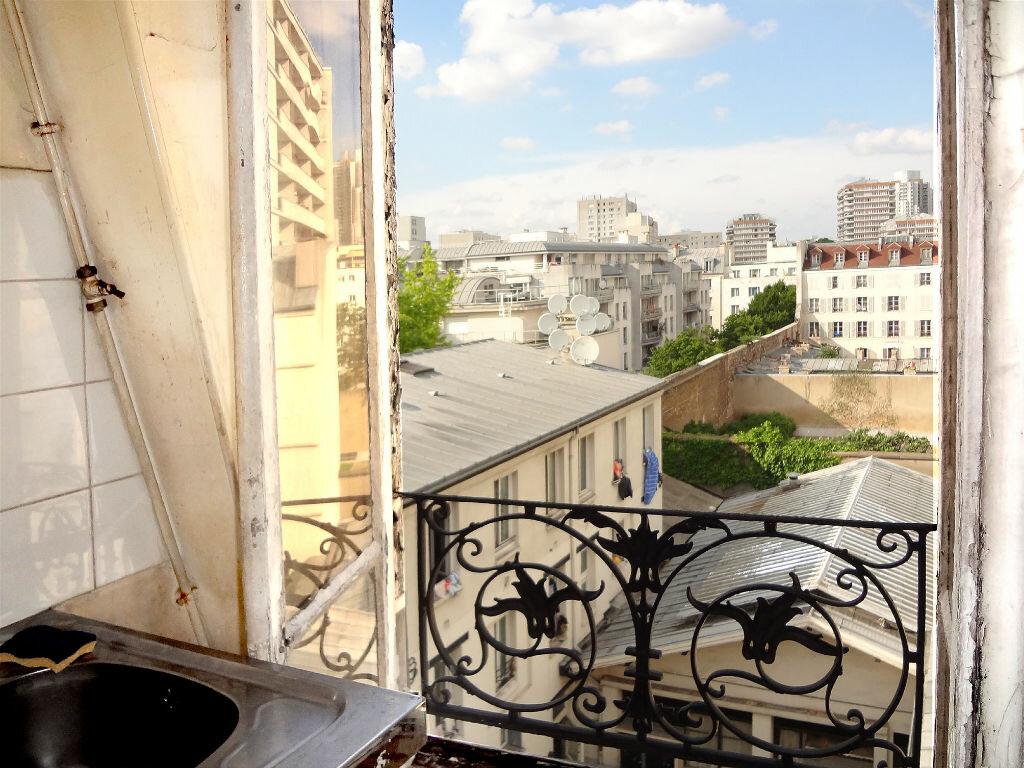 Achat Appartement 1 pièce à Paris 19 - vignette-1