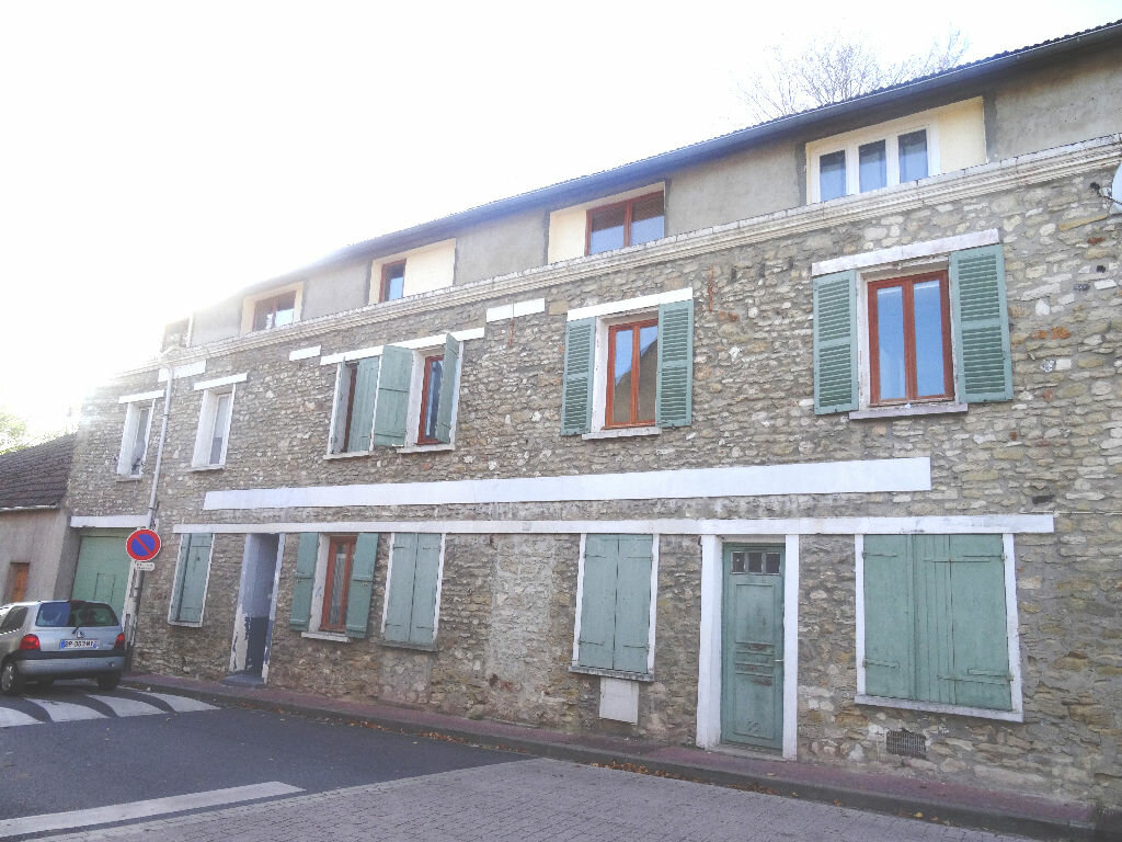 Achat Appartement 3 pièces à Brueil-en-Vexin - vignette-1