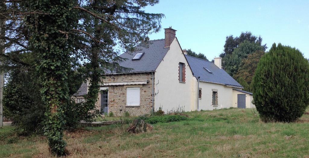 Achat Maison 8 pièces à Martigné-Ferchaud - vignette-1