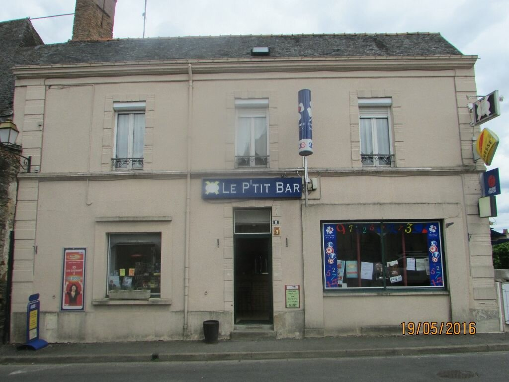 Achat Fonds de commerce  à Noyant-la-Gravoyère - vignette-1