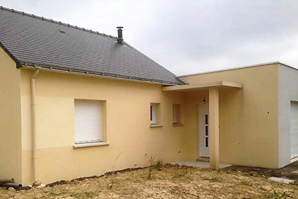 Location Maison 4 pièces à Châteaubriant - vignette-1