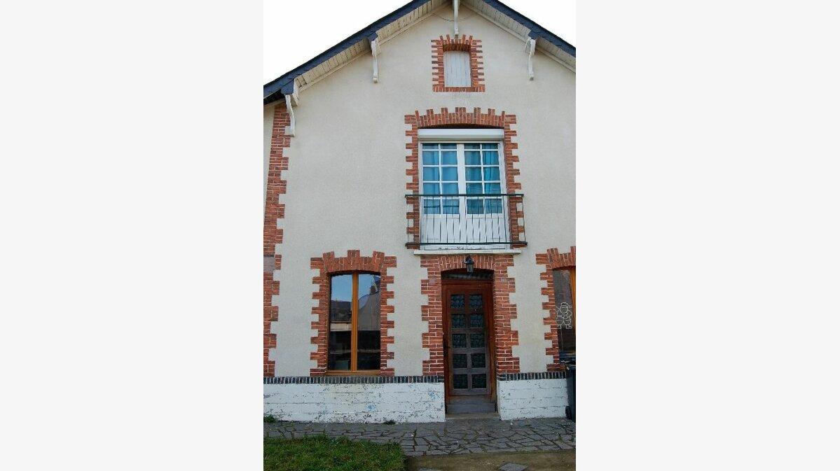 Achat Maison 4 pièces à Grugé-l'Hôpital - vignette-1