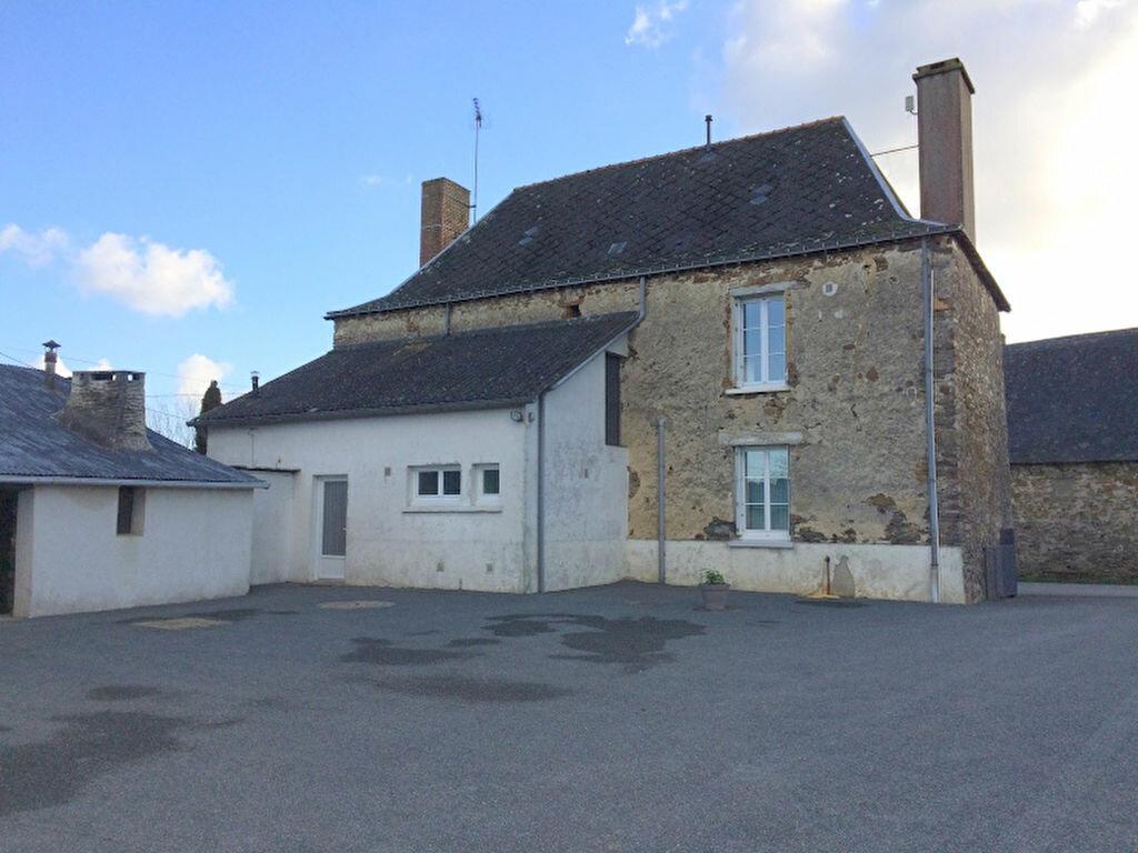 Achat Maison 7 pièces à Saint-Michel-et-Chanveaux - vignette-1