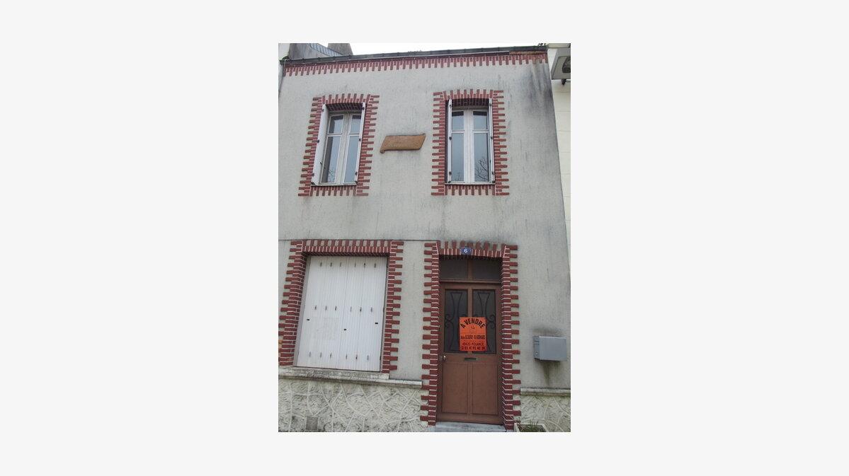 Achat Maison 4 pièces à Pouancé - vignette-1