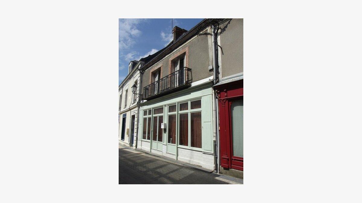 Achat Maison 6 pièces à Pouancé - vignette-1