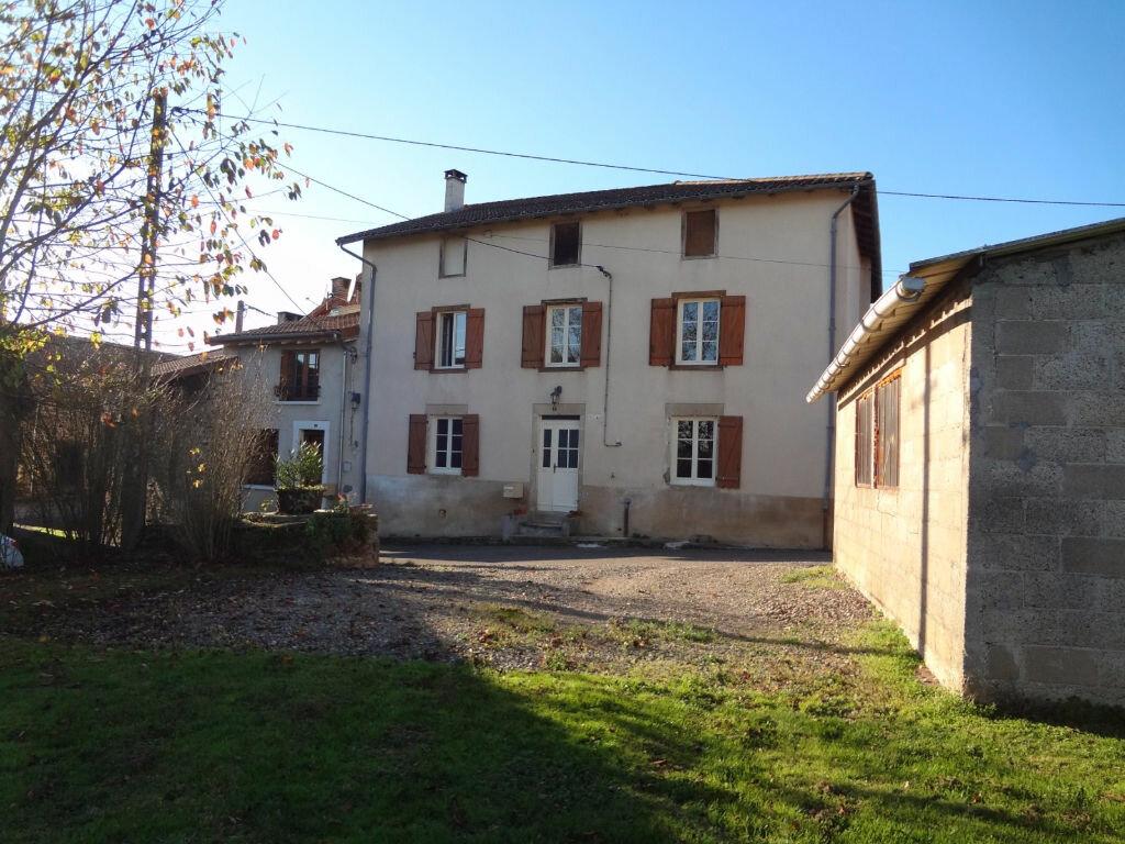 Achat Maison 5 pièces à Chaillac-sur-Vienne - vignette-1