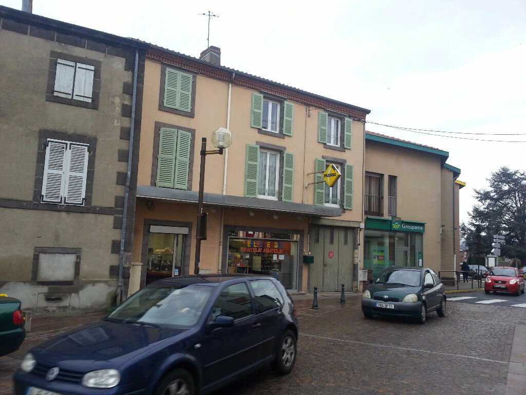 Achat Local commercial  à Cournon-d'Auvergne - vignette-1