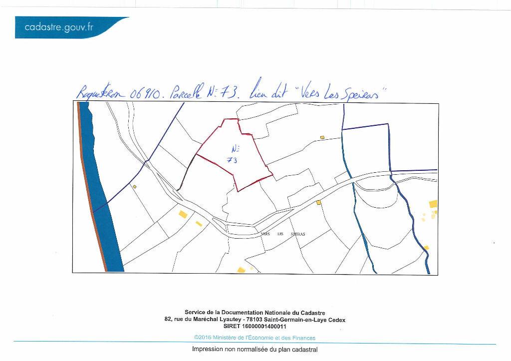 Achat Terrain  à Roquesteron - vignette-3