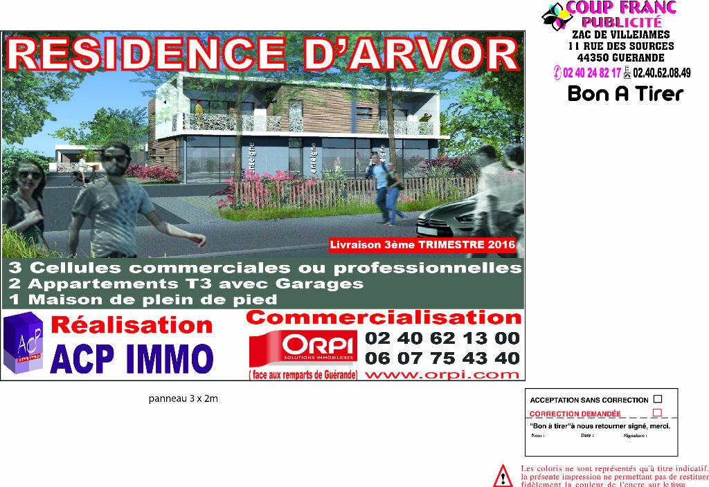 Achat Appartement 3 pièces à Guérande - vignette-1
