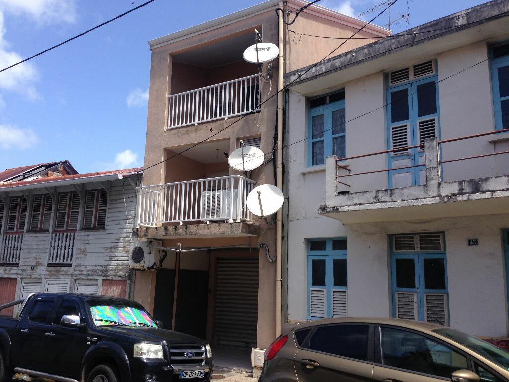 Achat Appartement 2 pièces à Le Marin - vignette-1