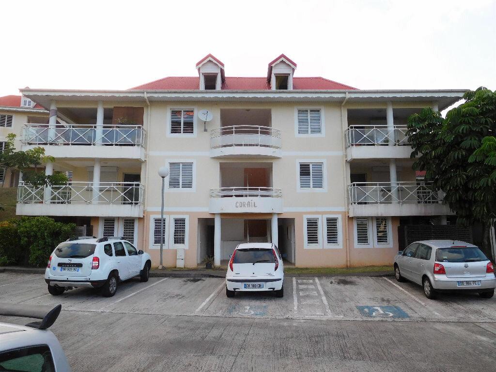 Achat Appartement 2 pièces à Les Trois-Îlets - vignette-1