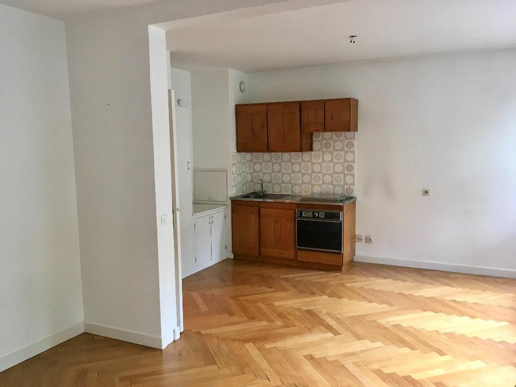 Location Appartement 1 pièce à Lyon 5 - vignette-1