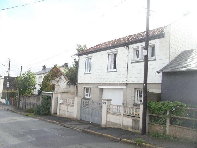 Location Maison 3 pièces à Le Havre - vignette-1