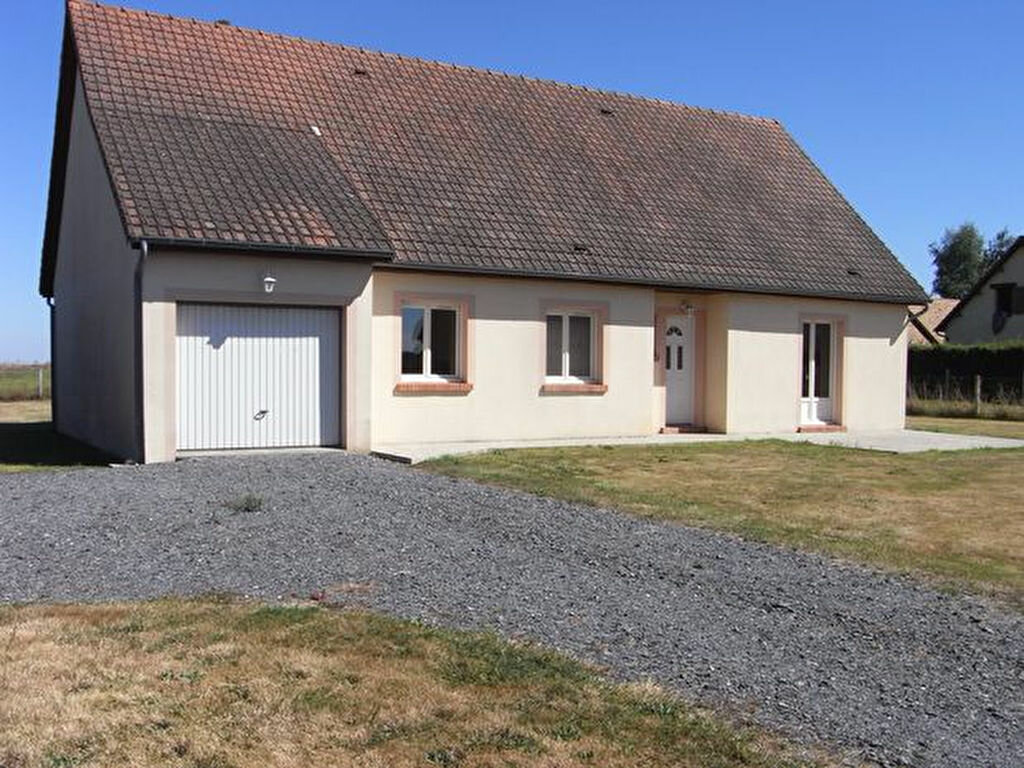Location Maison 5 pièces à Campigny - vignette-1