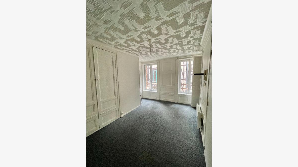 Location Appartement 1 pièce à Pont-Audemer - vignette-1