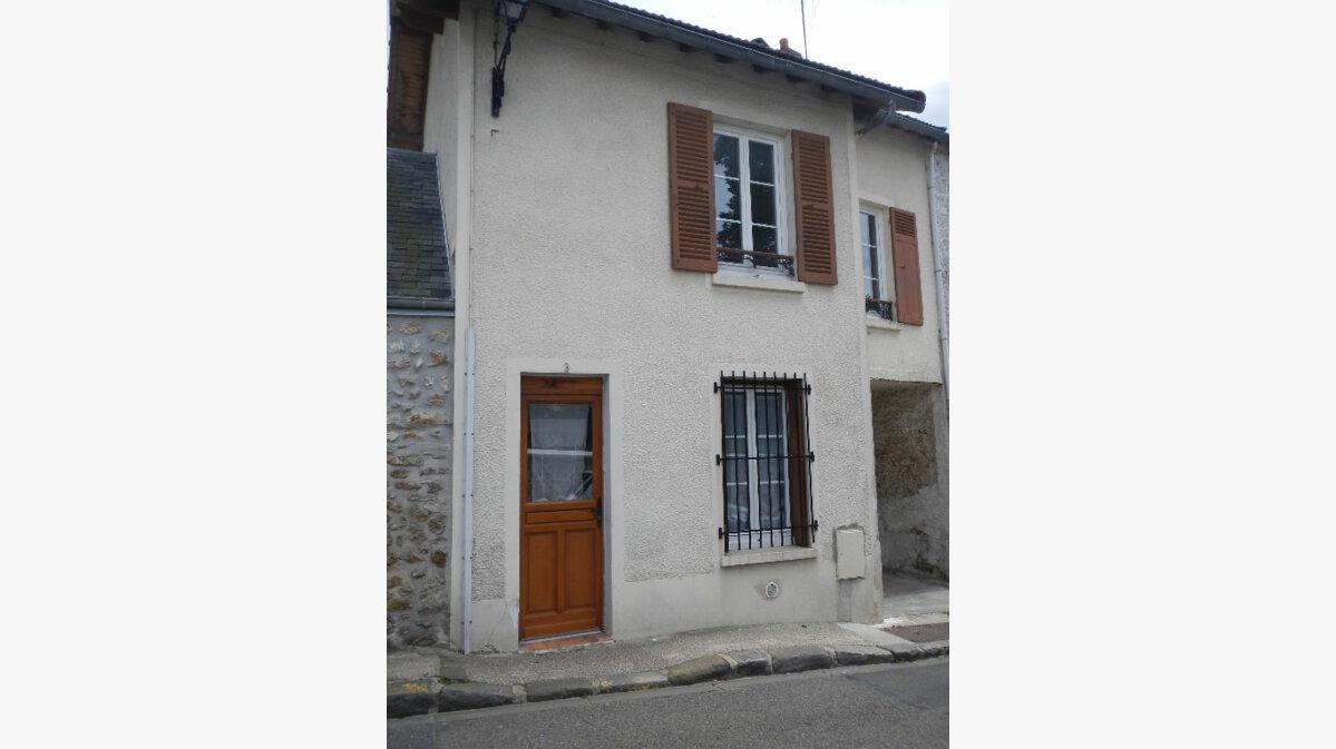 Achat Maison 4 pièces à Cernay-la-Ville - vignette-1