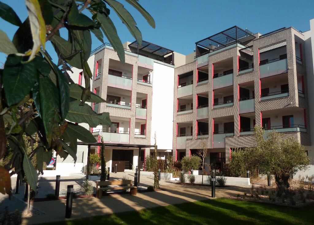 Achat Appartement 4 pièces à Saint-Jean-de-Védas - vignette-1