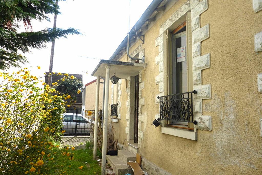 Achat Maison 2 pièces à Pierrefitte-sur-Seine - vignette-1