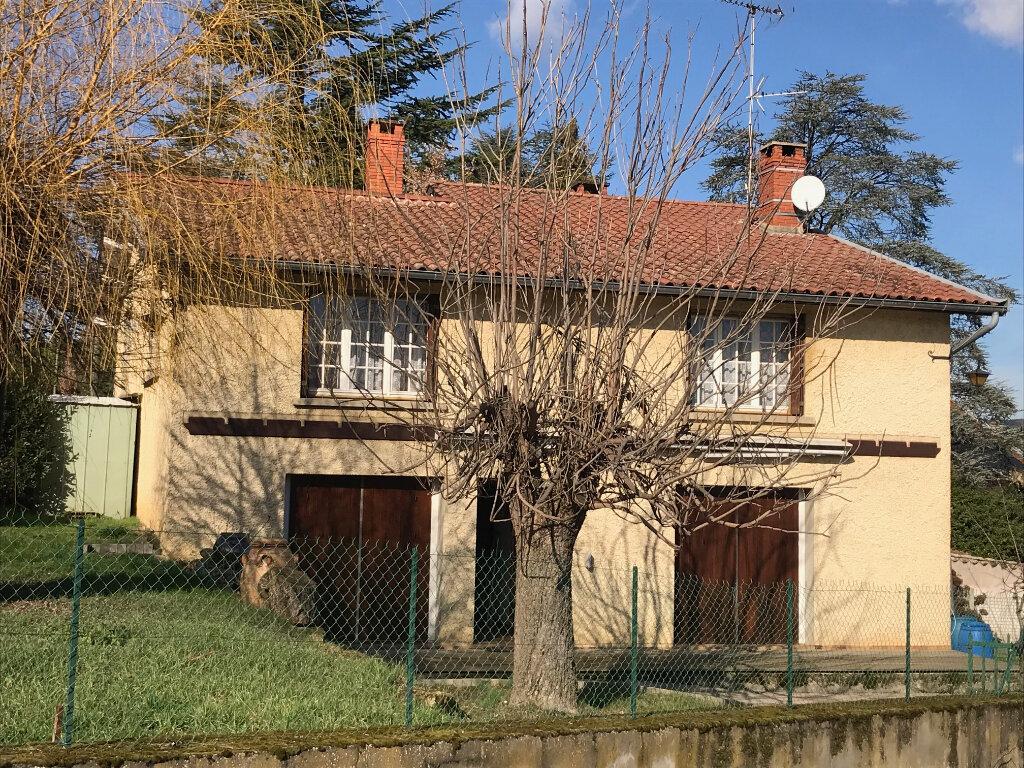 Achat Maison 6 pièces à Lozanne - vignette-1