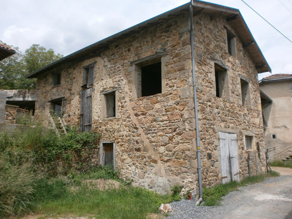 Achat Maison 3 pièces à Saint-Nizier-d'Azergues - vignette-1