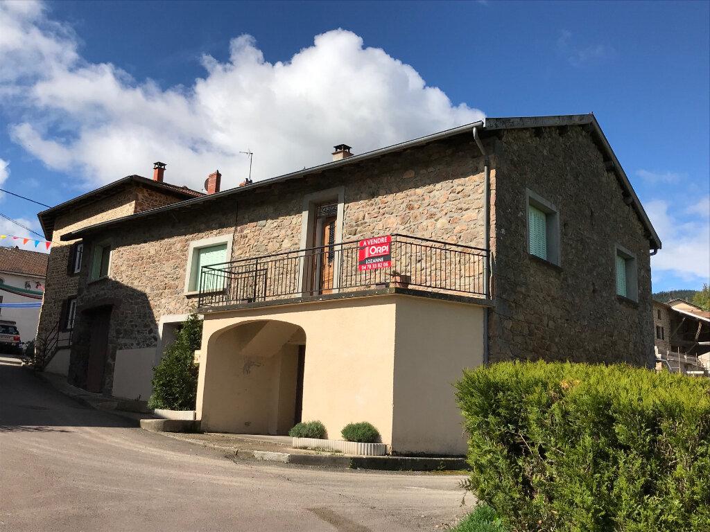 Achat Maison 4 pièces à Saint-Nizier-d'Azergues - vignette-1