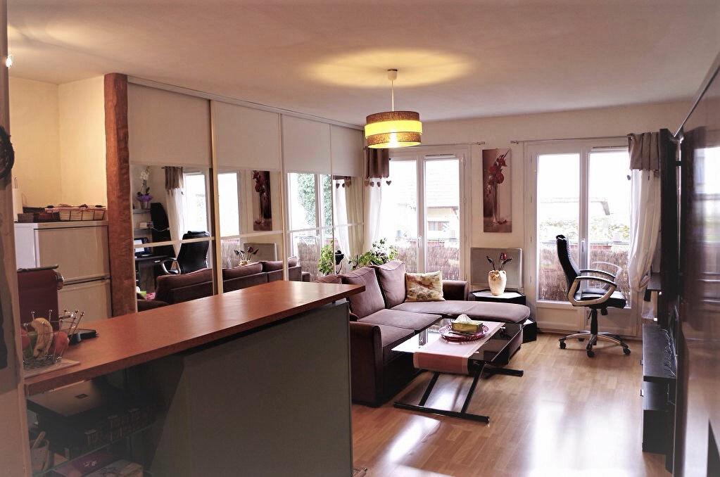 Achat Appartement 2 pièces à Ozoir-la-Ferrière - vignette-2