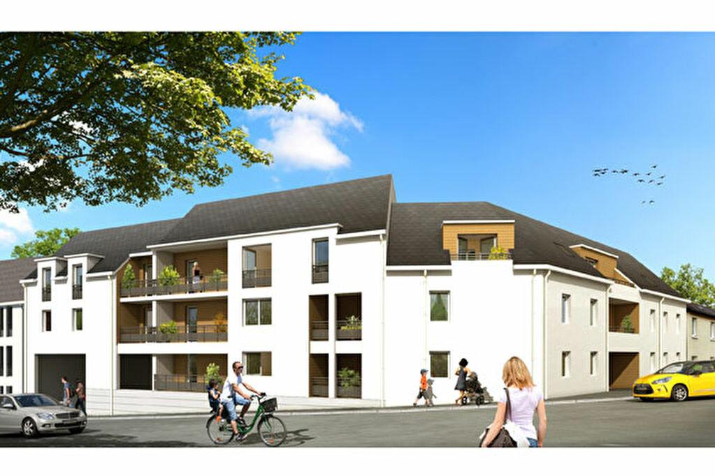 Achat Appartement 1 pièce à Saint-Sébastien-sur-Loire - vignette-1