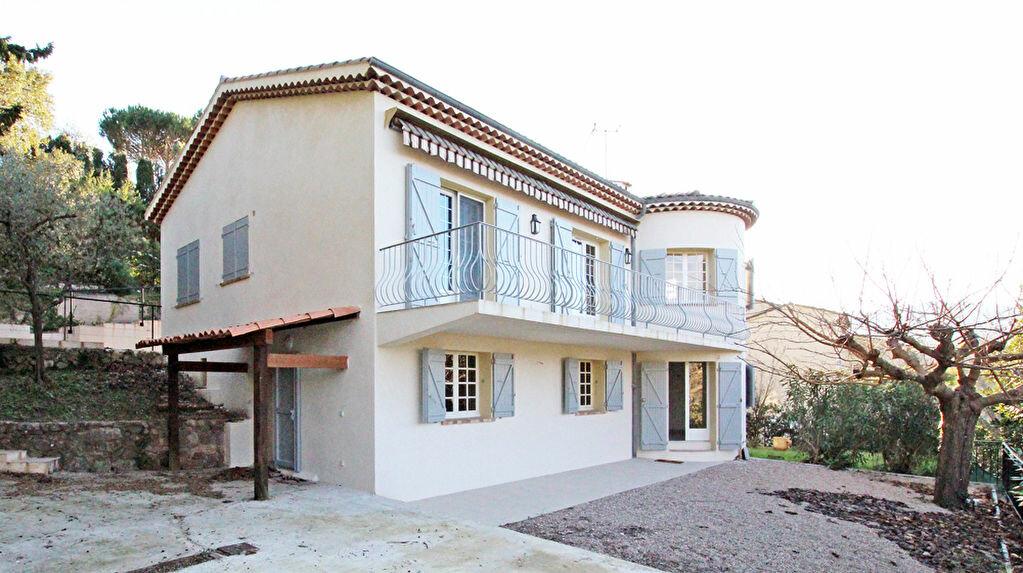 Achat Maison 7 pièces à Mandelieu-la-Napoule - vignette-1