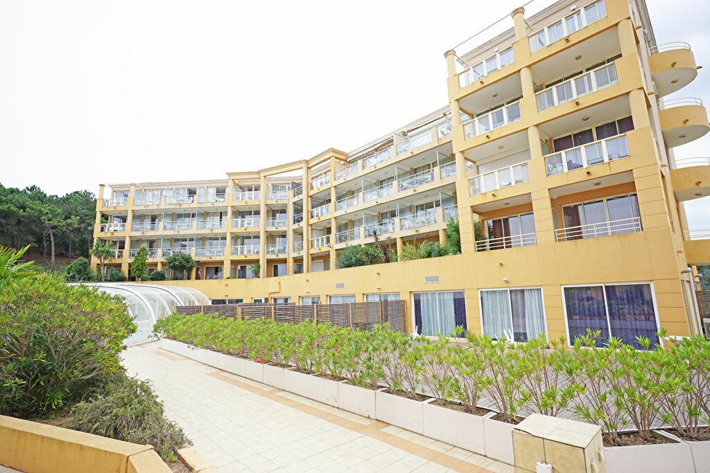 Achat Appartement 2 pièces à Théoule-sur-Mer - vignette-7