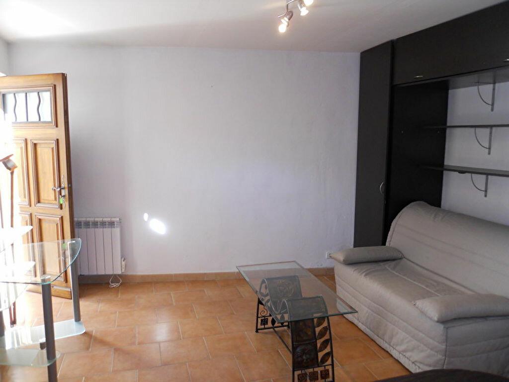 Location Appartement 1 pièce à Villeneuve-Loubet - vignette-1