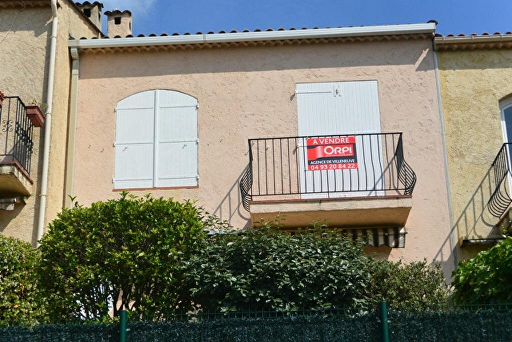 Achat Maison 4 pièces à Villeneuve-Loubet - vignette-1