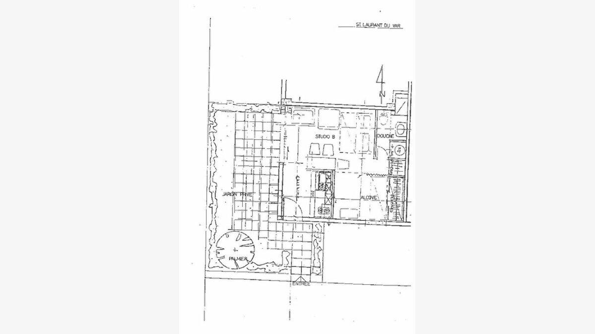 Achat Appartement 1 pièce à Saint-Laurent-du-Var - vignette-10