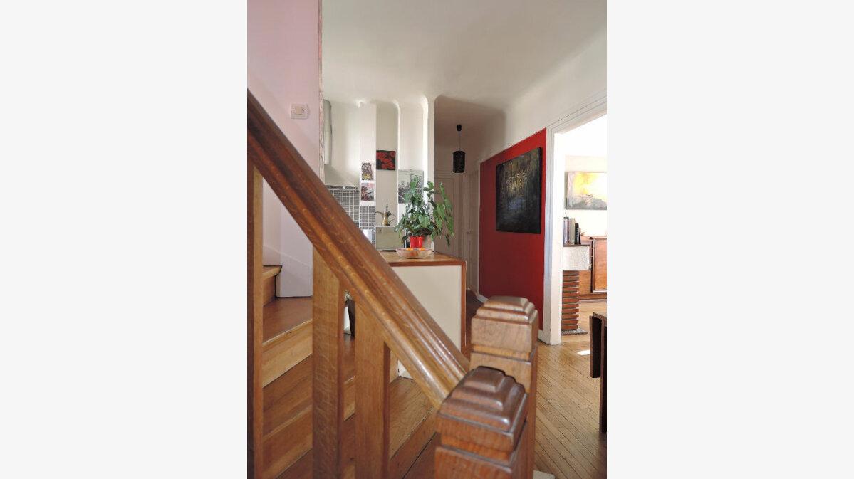 Achat Appartement 6 pièces à Paris 20 - vignette-17
