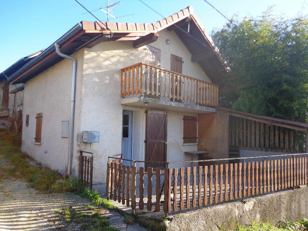 Achat Maison 3 pièces à Menthonnex-sous-Clermont - vignette-1