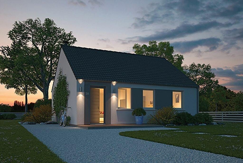 Achat Maison 5 pièces à Hauteville-sur-Fier - vignette-1