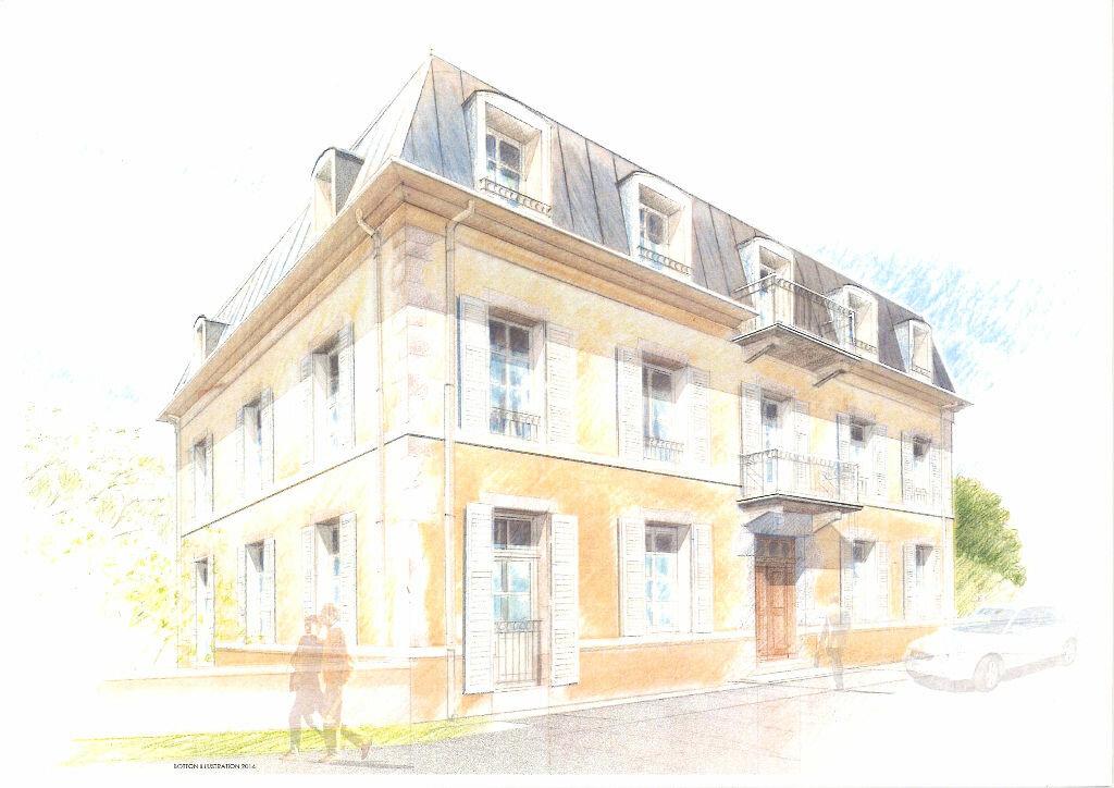 Achat Appartement 1 pièce à Rumilly - vignette-1