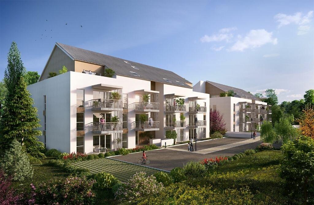 Achat Appartement 2 pièces à Rumilly - vignette-1