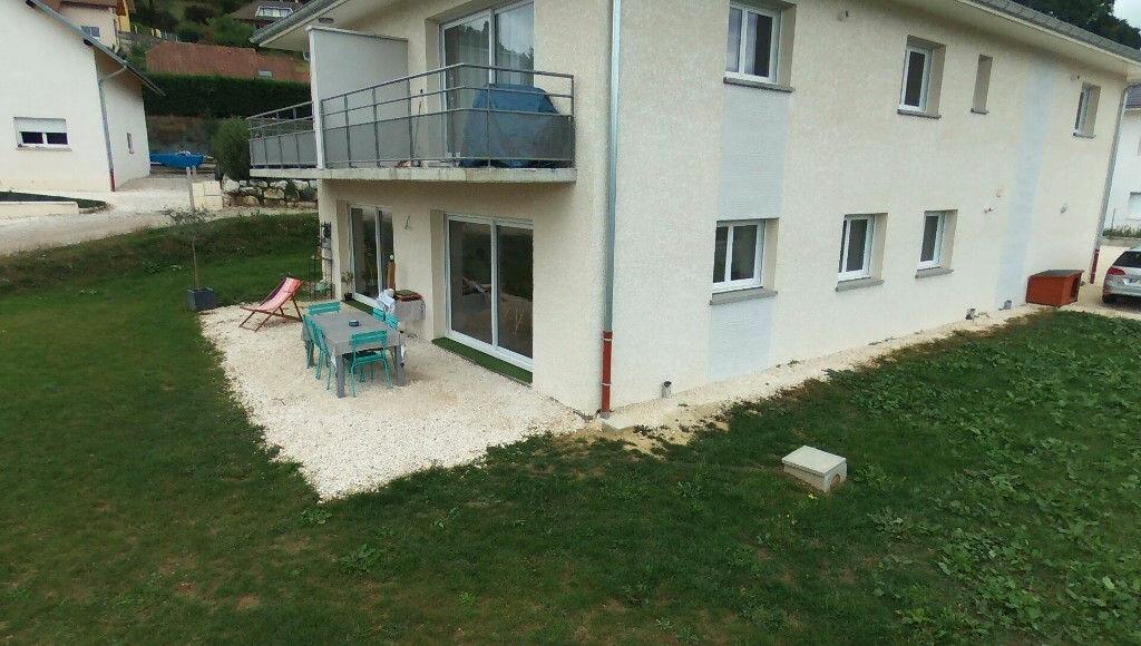 Achat Appartement 4 pièces à Rumilly - vignette-2