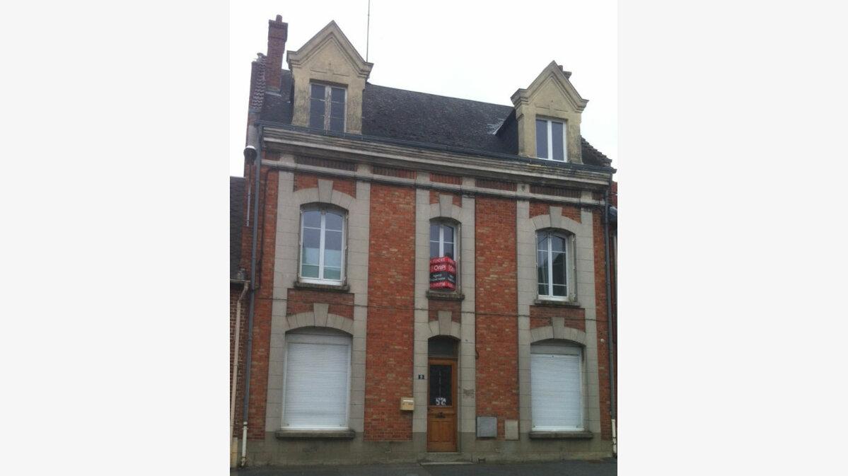 Achat Maison 6 pièces à Origny-Sainte-Benoite - vignette-1