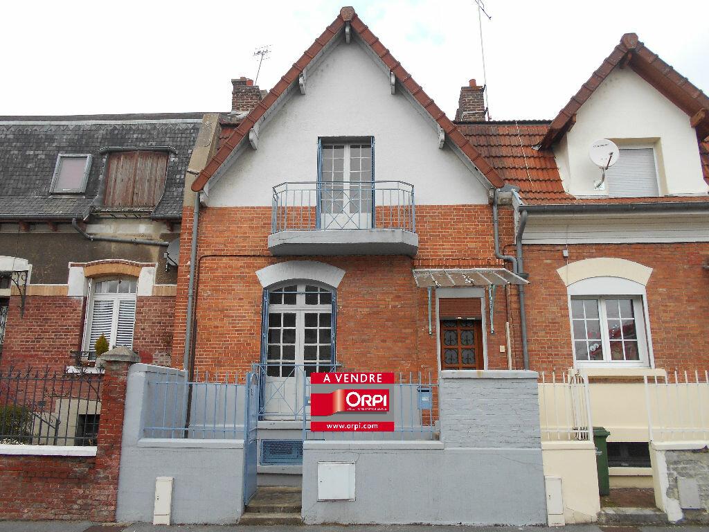 Achat Maison 4 pièces à Chauny - vignette-1