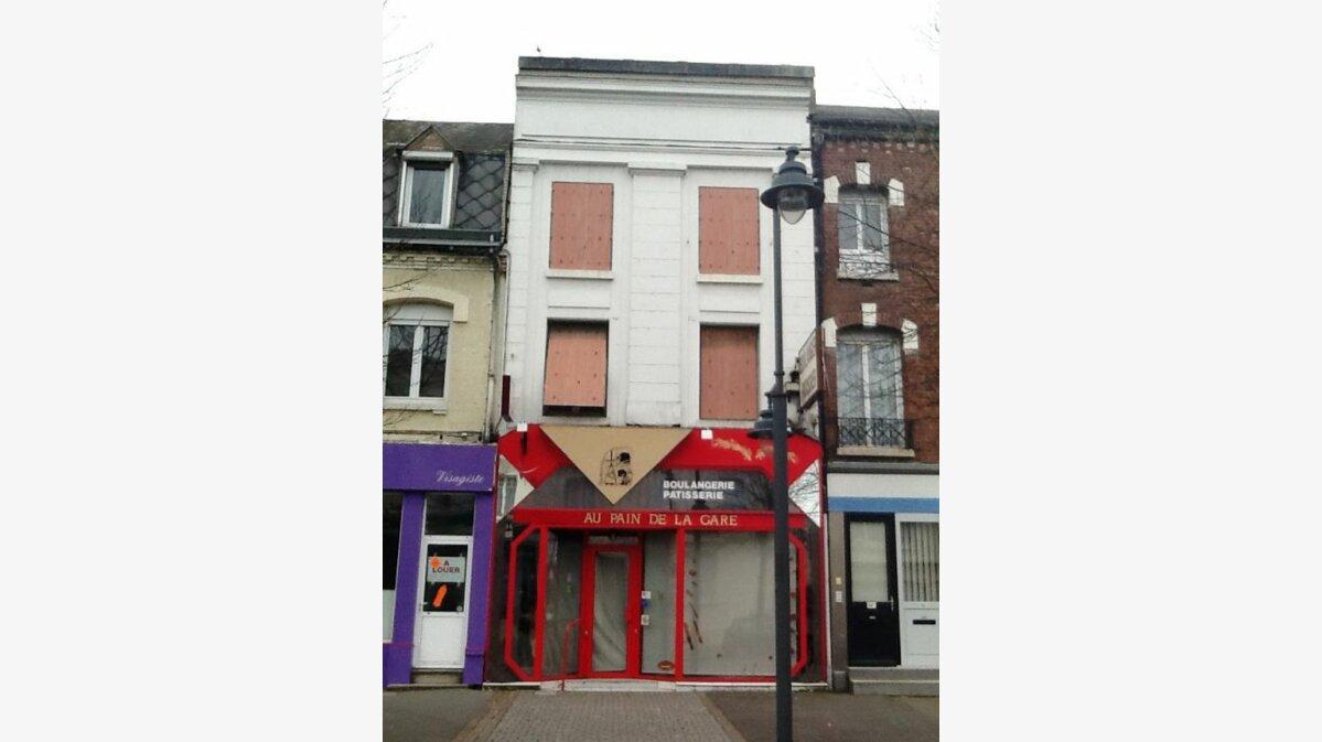 Achat Immeuble  à Chauny - vignette-1