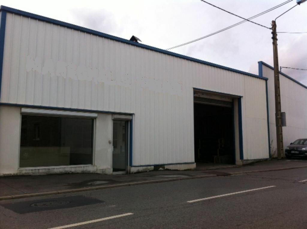 Achat Entrepôt  à Chauny - vignette-1