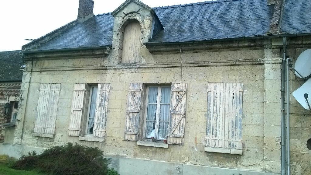 Achat Maison 6 pièces à Bertaucourt-Epourdon - vignette-1