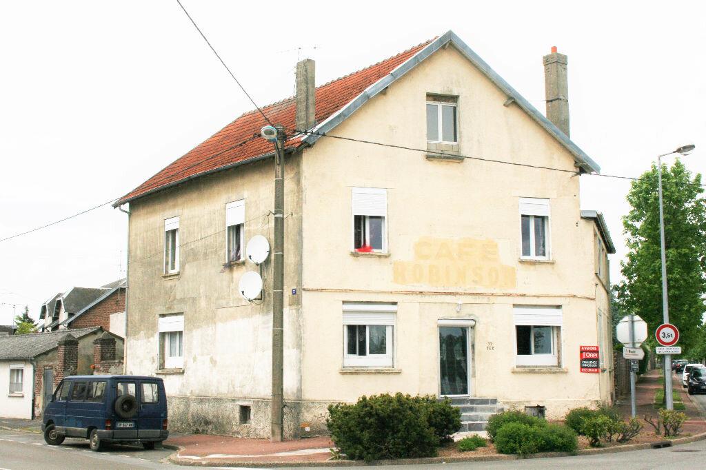 Achat Maison 9 pièces à Tergnier - vignette-1