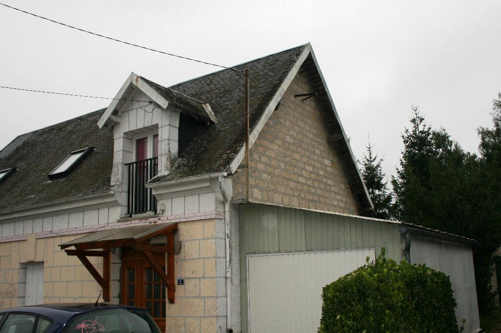 Location Maison 3 pièces à Crécy-au-Mont - vignette-1